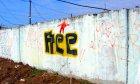 Энгельсский  граффити
