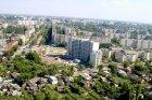 Ул. Тельмана вид с птичьего полёта