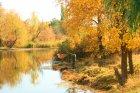 Ротонда на банном озере
