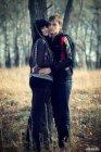 Осенняя любовь - Марина и Семён
