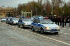 Подготовка парада милиции