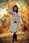 Осень аллея Анна