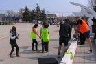 Городские соревнования по бегу