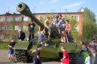 "Танк ИС-3 у ""Росинки"""