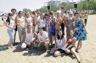День Молодёжи на пляже