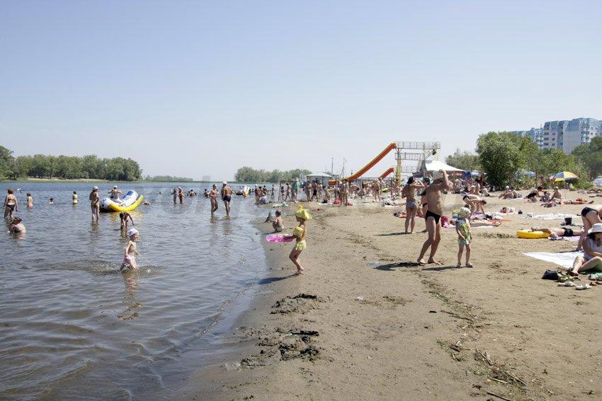 Энгельсский пляж - Энгельс 36