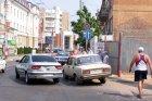 Авария на перекрестке улиц Коммунистическая и М. Горького