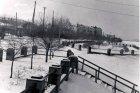 Набережная г. Энгельса и р.Волга 60 годов ХХ века