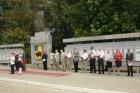 Открытие Доски почета 2010 года