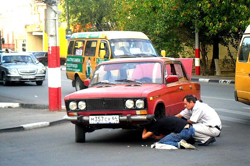 Авария на перекрестке ул. Коммунистической и пл. Свободы
