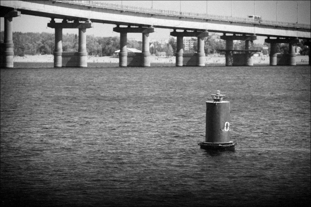 Волга у Саратова