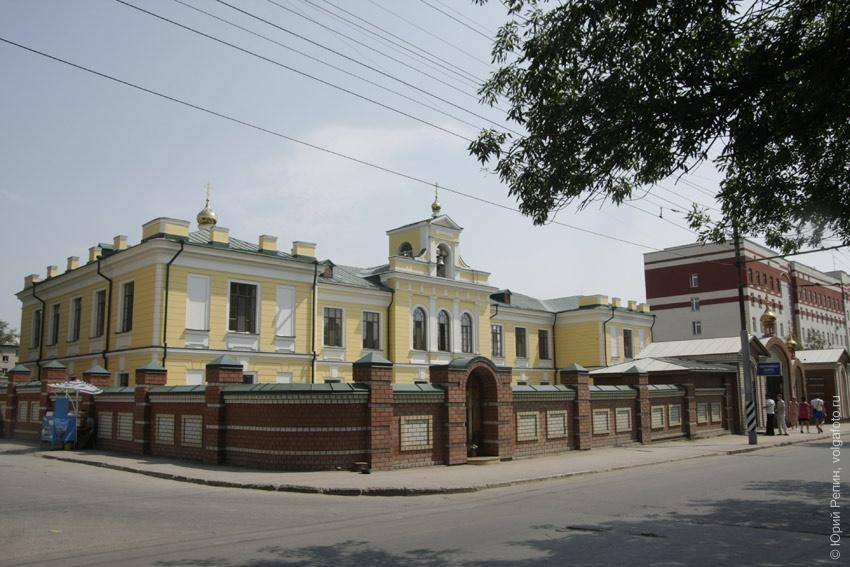 Свято - Николаевский мужской монастырь