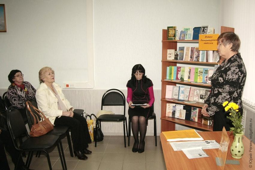 Презентация книги «Лики Покровска»