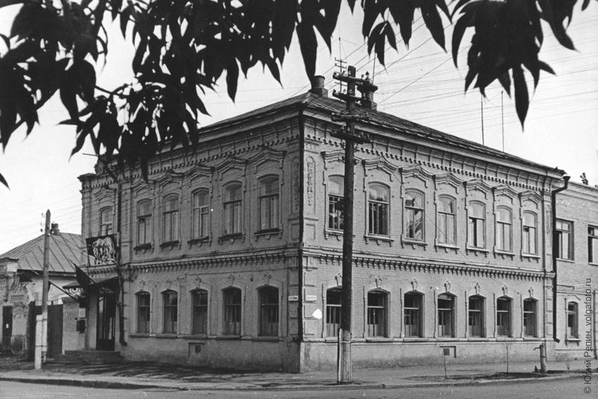 Здание объединённого военного комиссариата