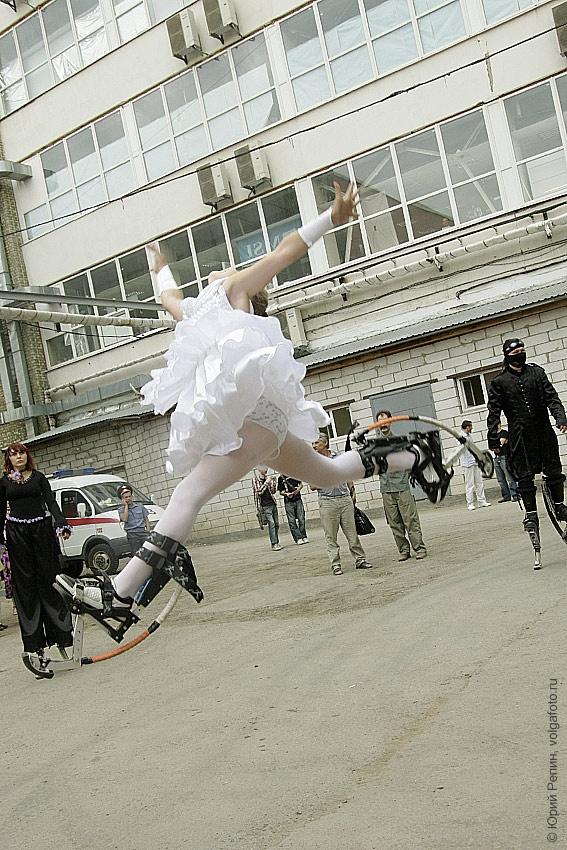 Прыгающие ходули