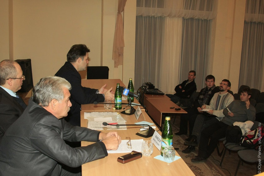 Прессконференция адвокатов