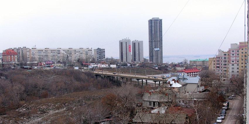 Панорамма района «Глебов» овраг
