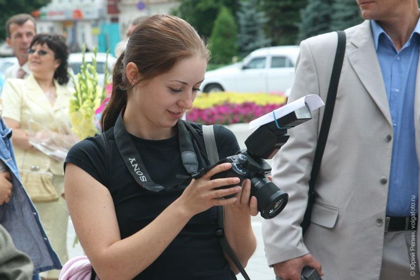 Фотографы девушки