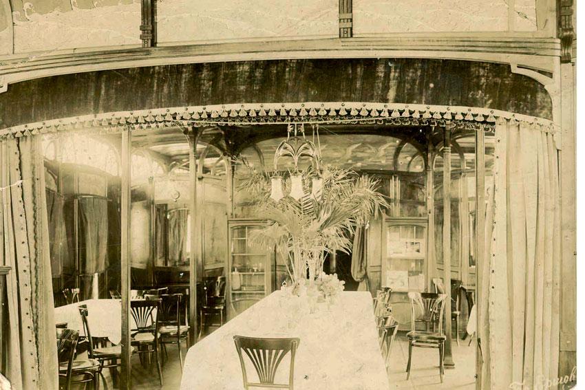 На Волге  в начале ХХ века