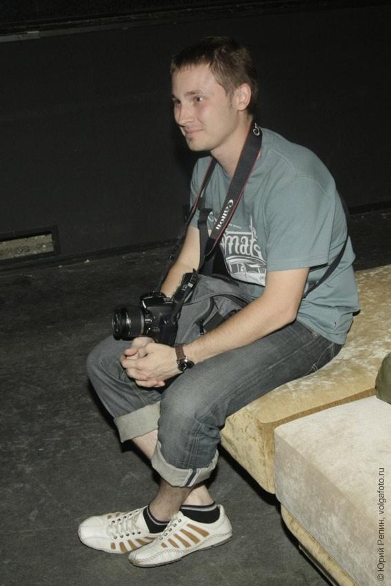 Фотографы за работой