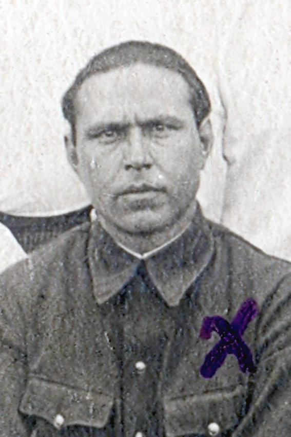 Аношин Иван Семёнович (17.11.1904-1991), генерал-лейтенант, секретарь обкома КПСС Республики немцев Поволжья