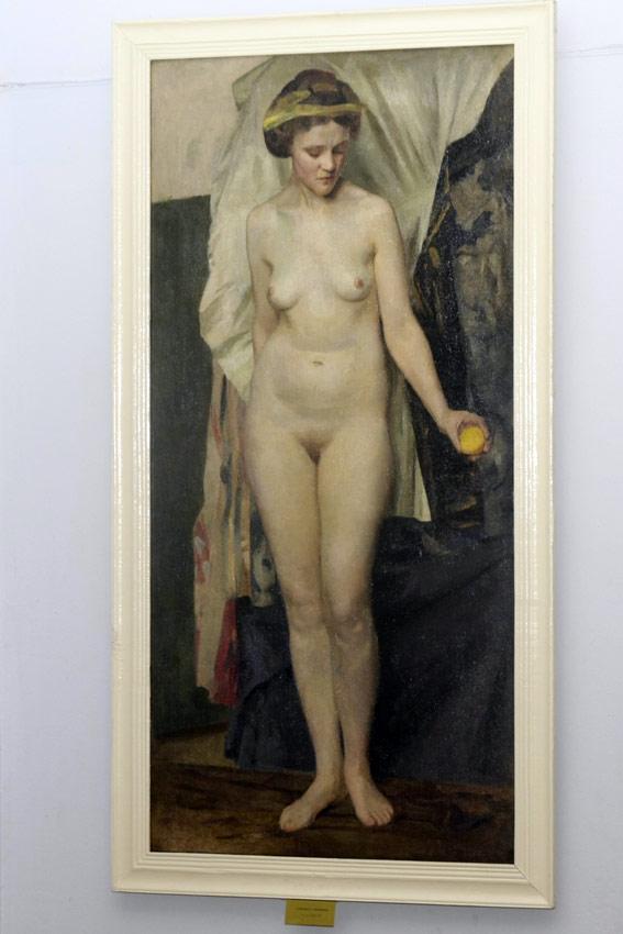 Вебер Яков Яковлевич (06.08.1870 – 20.02.1958), художник