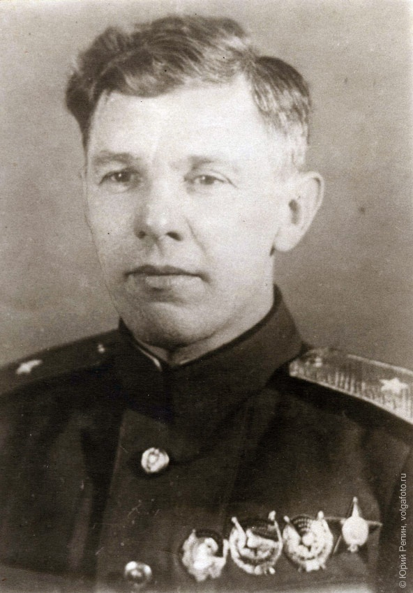 Волох Пётр Васильевич (1896-25.08.1943), генерал-лейтенант танковых войск
