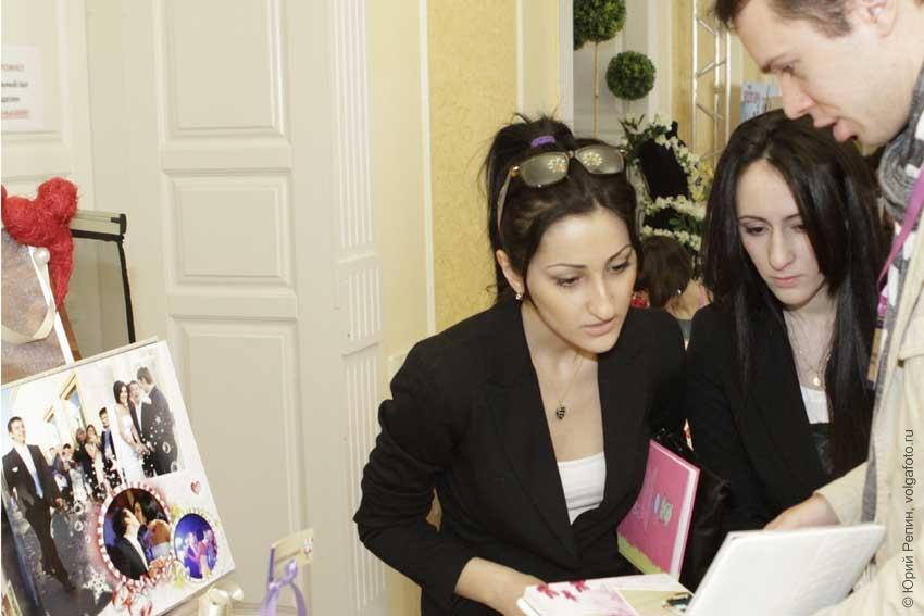 Саратовская выставка свадебной фотографии и видеографии