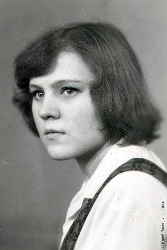 Покровчанки 70 годов ХХ века