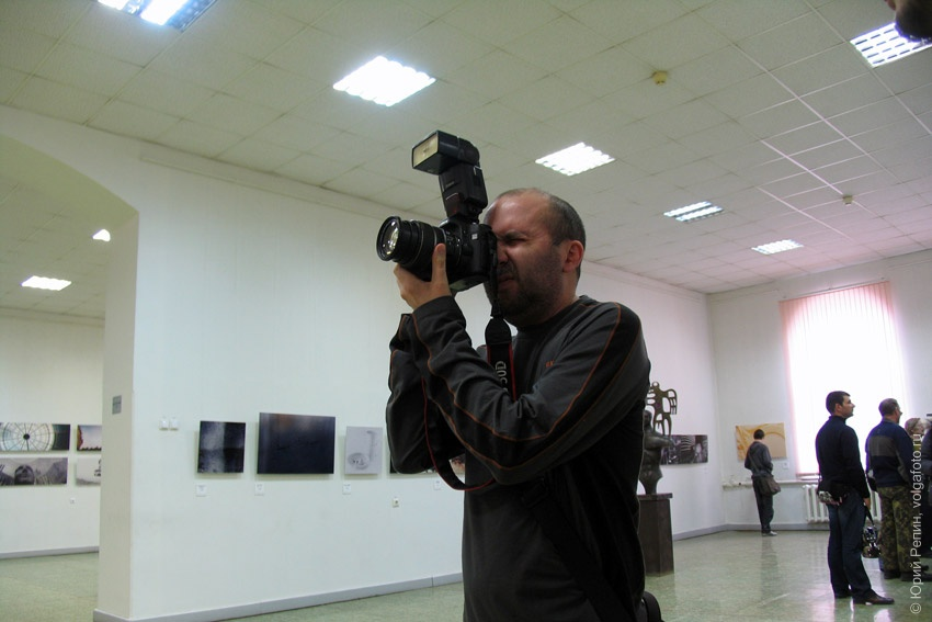 Мастер класс Сергея Кармеева