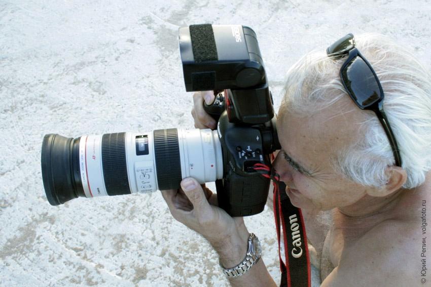 Александр Федорович Мирошниченко профессиональный фотограф