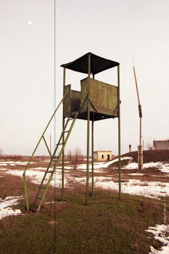 Зенитно ракетный дивизион 2001 год
