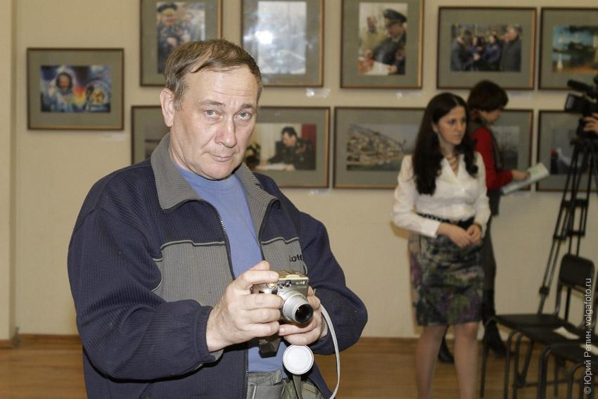 Герои космоса в фотографиях