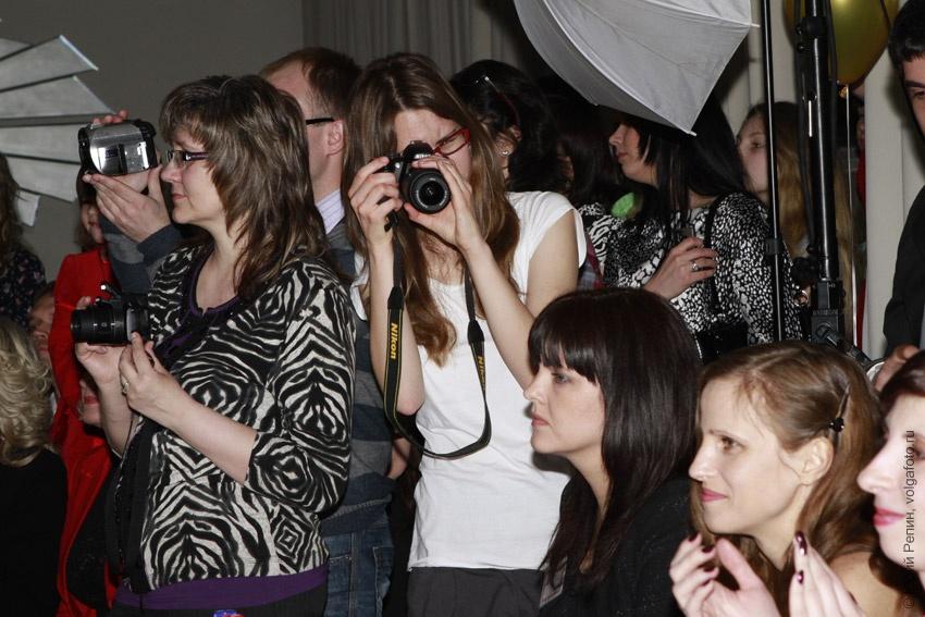"""5-й Саратовский фестиваль невест """"Бриллиантовая невеста 2010"""""""