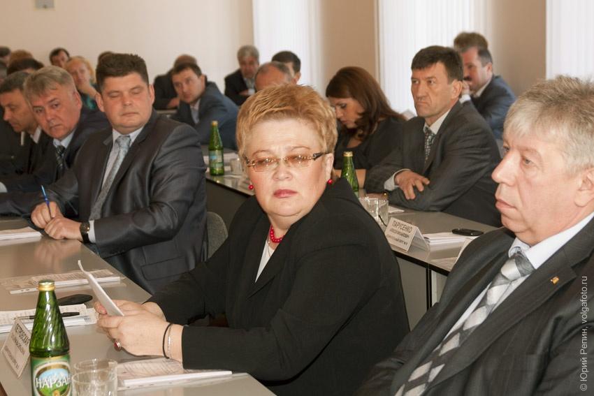 Дмитрий Лобанов избран главой Энгельсского района