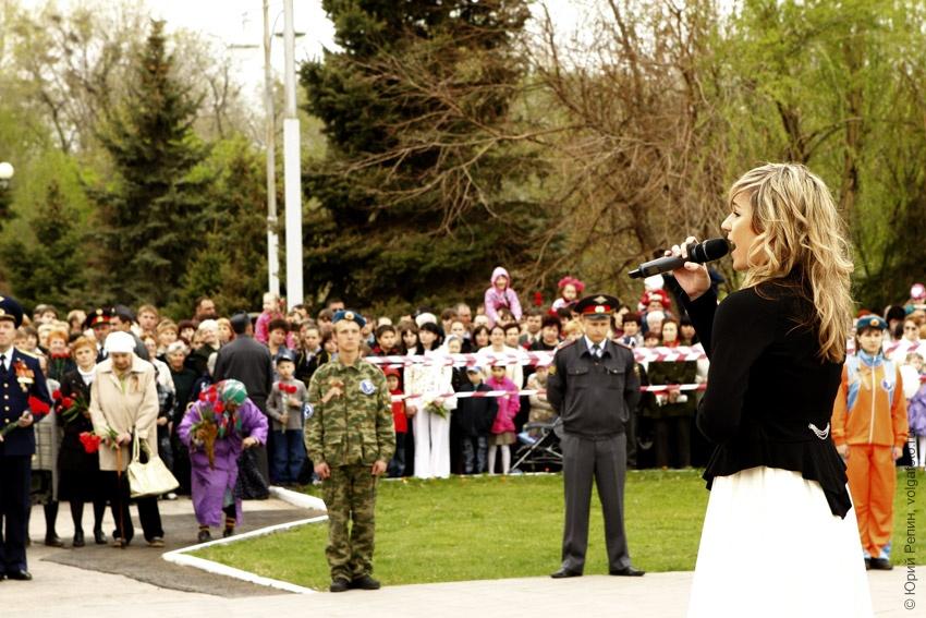 Празднования дня Победы