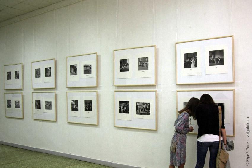 """В Саратове стартовал """"Месяц французской фотографии"""""""