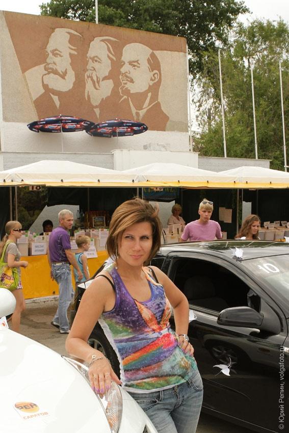 Ретро парад на Авто леди