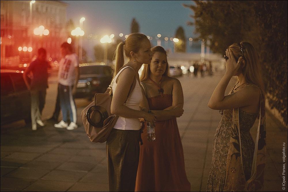 На улицах Саратова