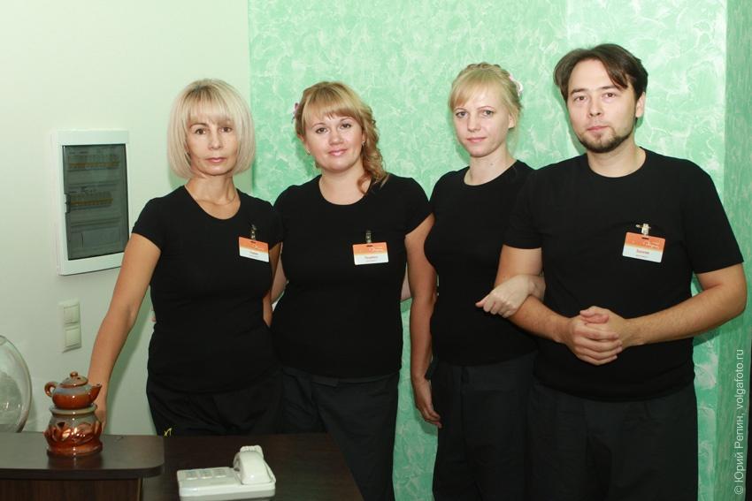"""Открытие СПА салона в """"Этуали"""""""