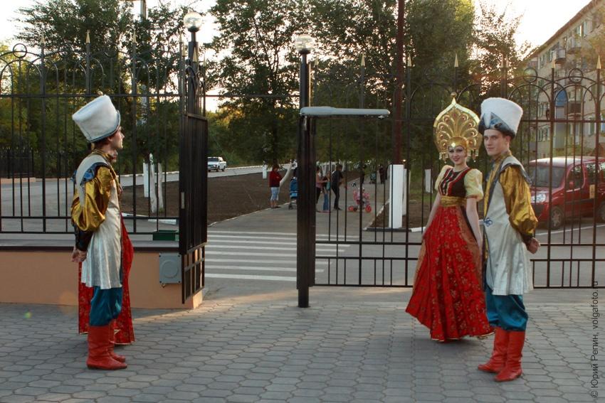 """Открытие парк - отеля """"Новый век"""""""