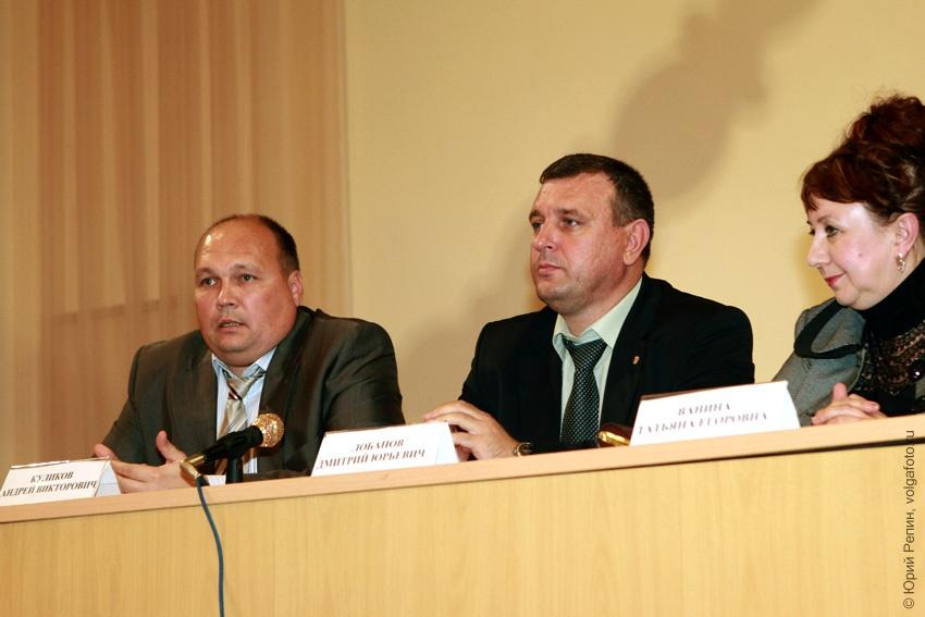 Встреча руководителей района с работниками культуры