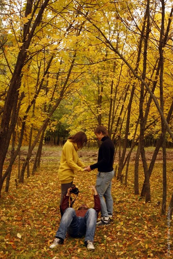 Осенний пленер