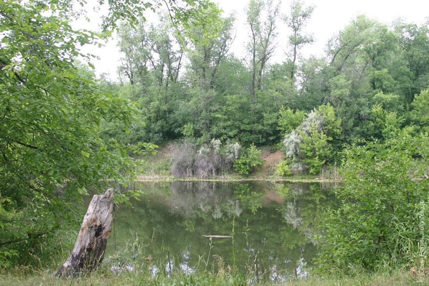 Большое Куговатое озеро