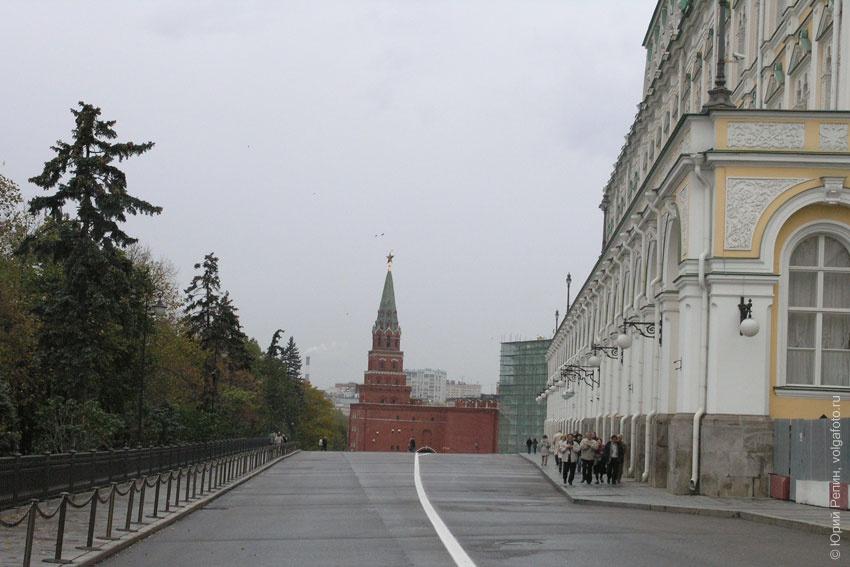 Москва 2006 года - 60 гг. ХХ века
