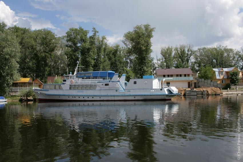 Волга район речпорта г. Энгельса 2003 год
