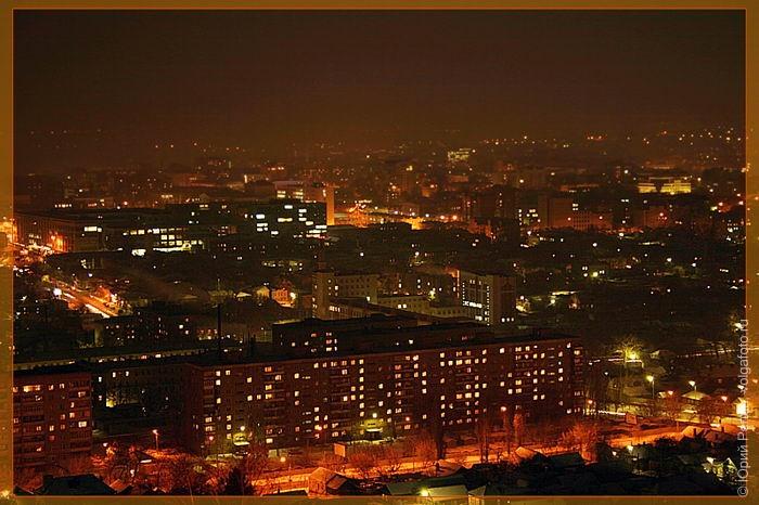 Из жизни ночного города
