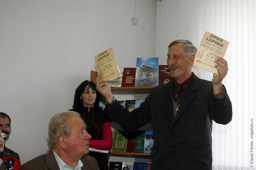 """""""Надежде"""" 25 лет"""