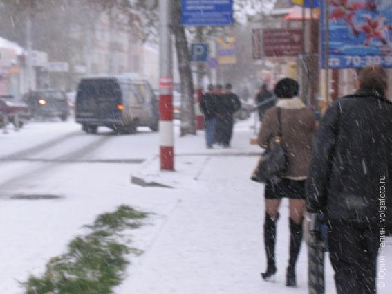 Таяние снегов