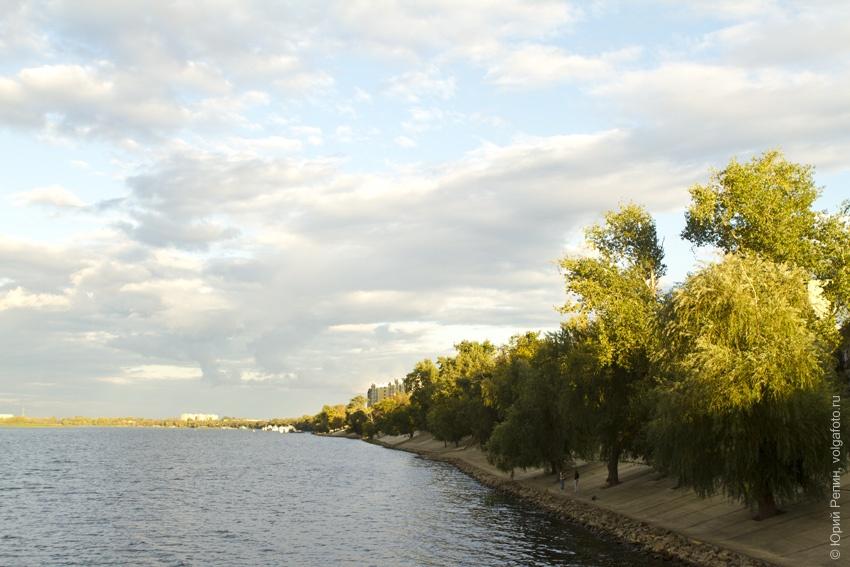 Осенняя Волга